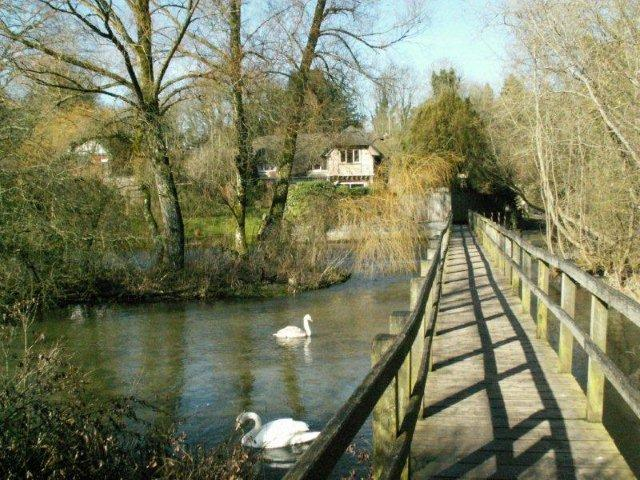 Wherwell - Long Bridge